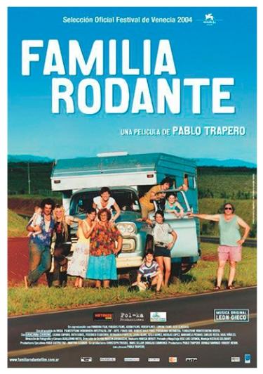 """""""Familia rodante"""" de Pablo Trapero (2004)"""