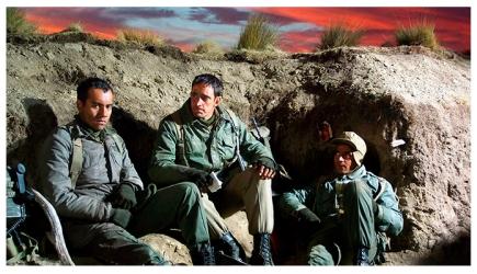 """""""Mi mejor Enemigo"""", dir. Alex Bowen, 2004. Coproducción con Chile. (Casting del elenco argentino)"""