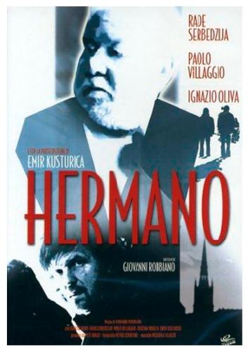 """Hermano!"" de Giuseppe Robbiano (2001). Producción italiana. Casting de elenco argentino."