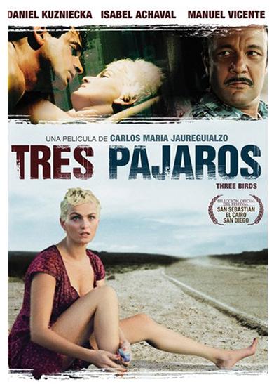 """""""Tres pájaros"""" de Carlos Jaureguialzo (2000)."""