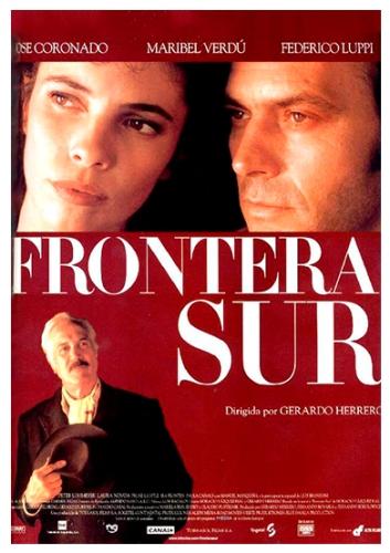 """""""Frontera Sur"""" de Gerardo Herrero (1998)."""