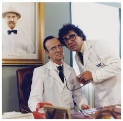 La Clínica del Dr. Cureta, dir. Alberto Fischerman (1987)