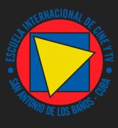 Escuela Nacional de cine y tv - CUBA